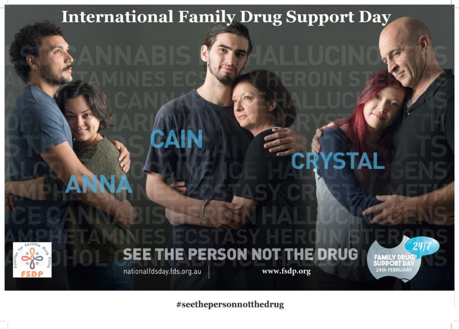 international family drug support day