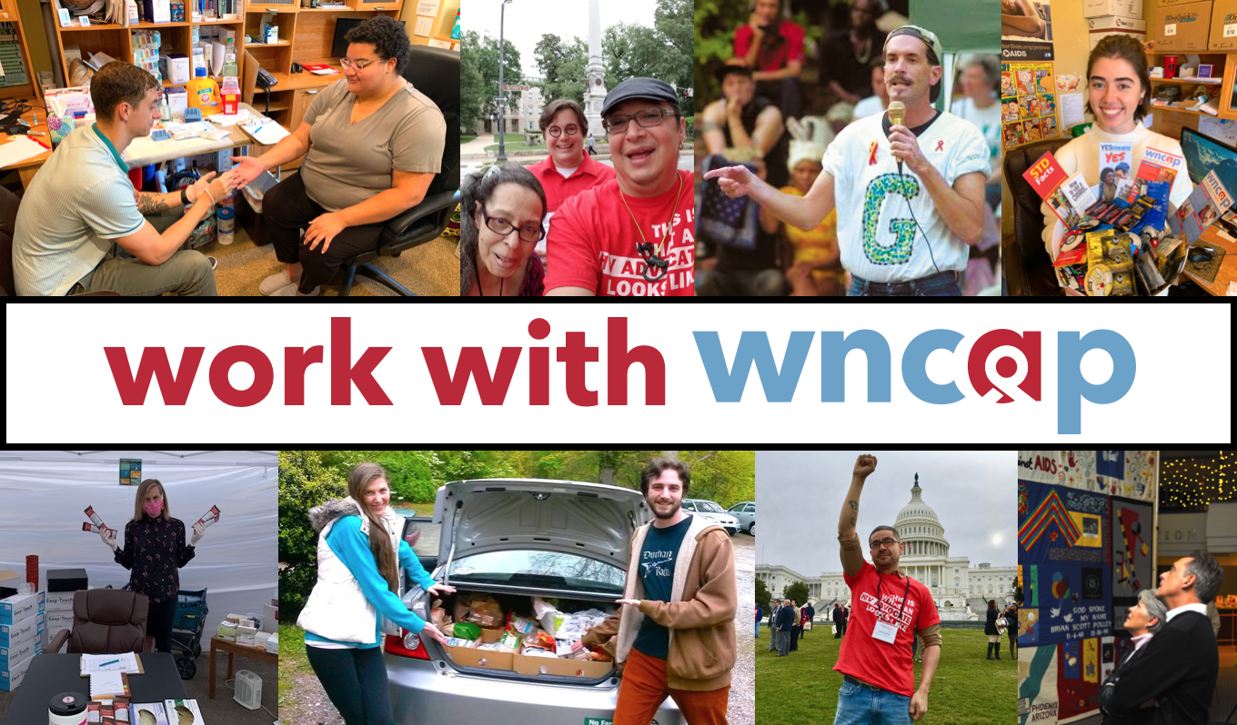 Work with WNCAP
